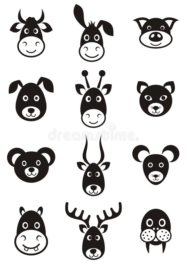 Download Animal labels stock vector. Illustration of shopping - 39515453
