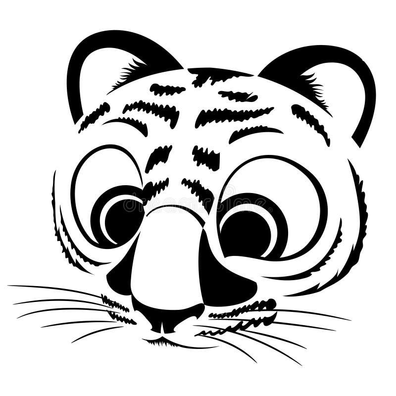 Animal lindo ilustración del vector