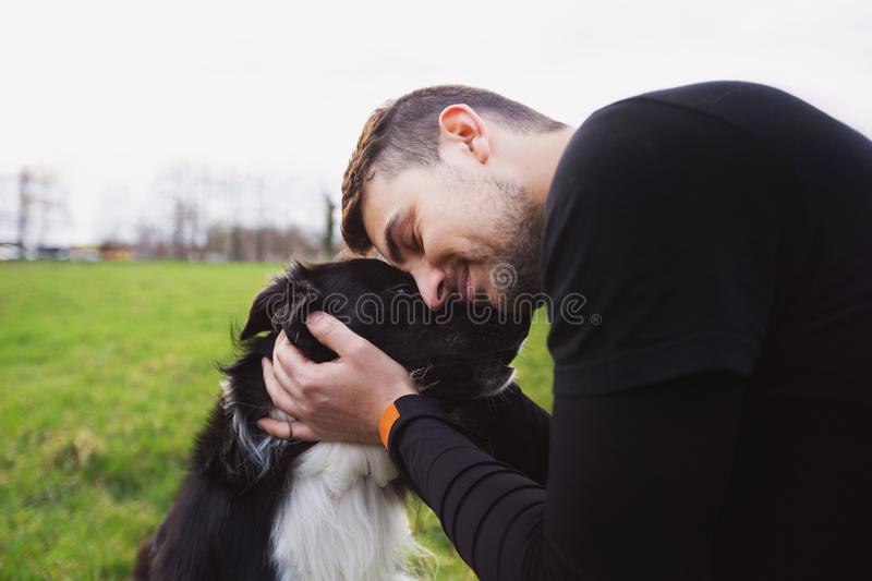Animal love concept royalty free stock images
