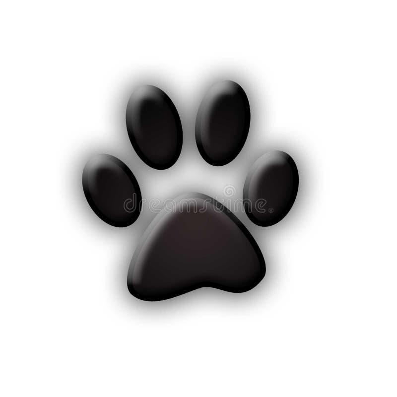 Free Animal Paw Print Royalty Free Stock Images - 6332989