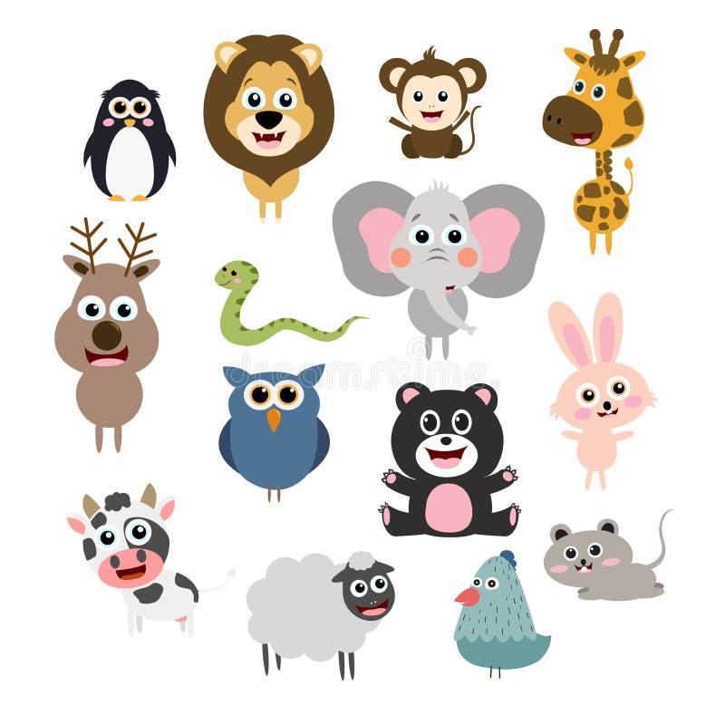 Animal vector stock photo