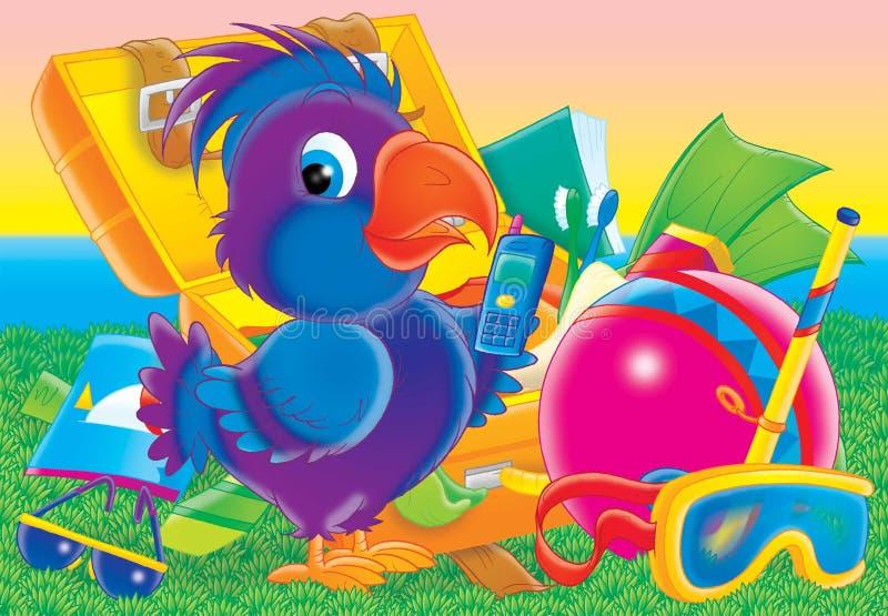 Download Animales alegres 09 stock de ilustración. Ilustración de niños - 188844