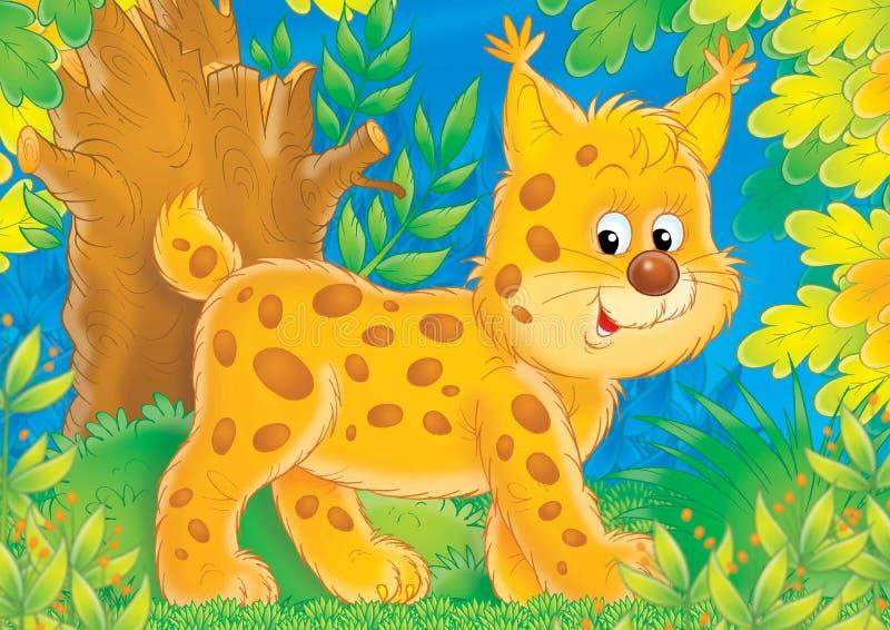 Animali allegri 20 royalty illustrazione gratis