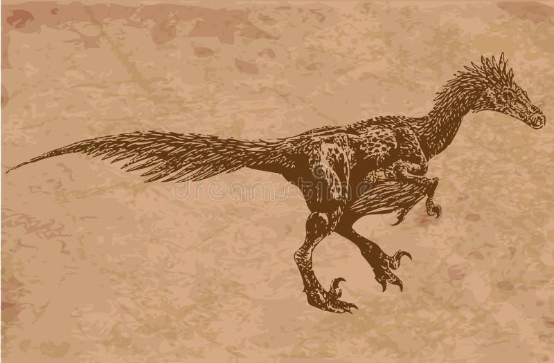 Animali antichi immagine stock