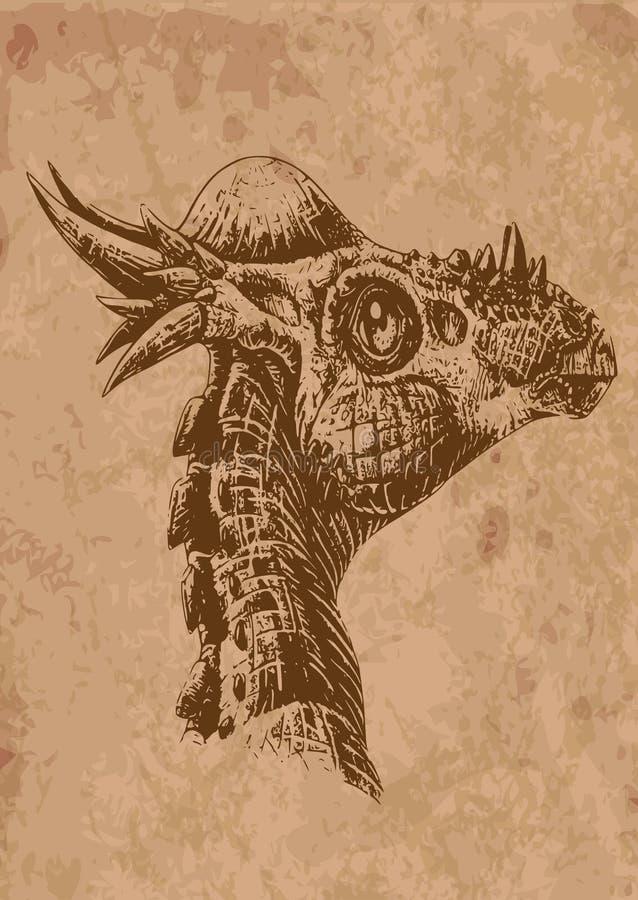 Animali antichi fotografie stock libere da diritti