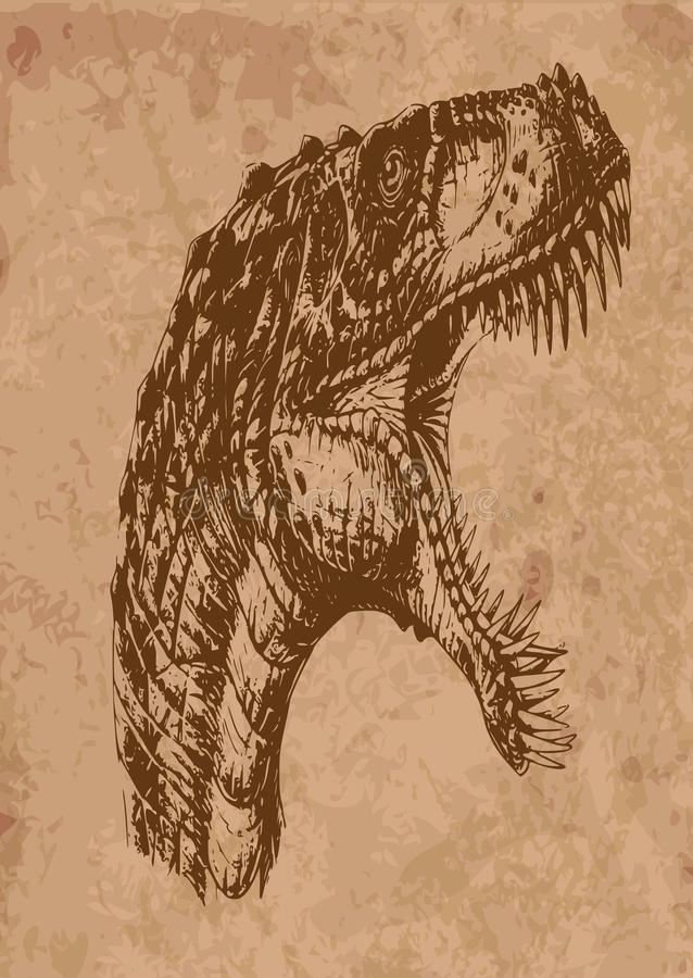 Animali antichi fotografia stock libera da diritti