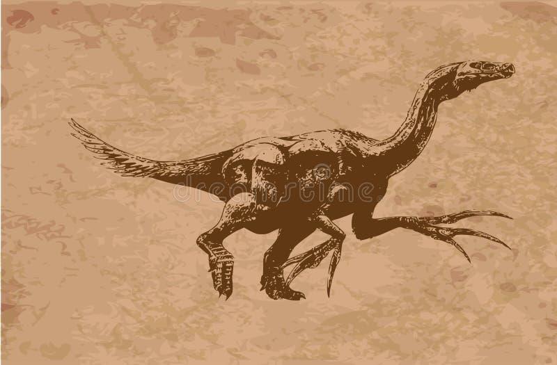 Animali antichi fotografie stock