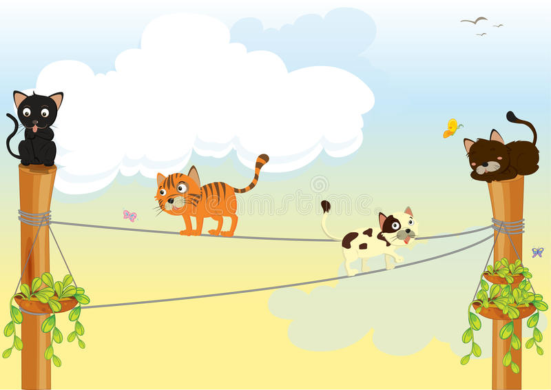 Animals stock illustration