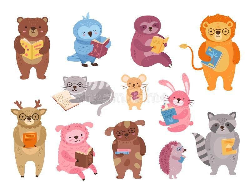 Animals Reading Stock Illustrations 2 015 Animals Reading Stock Illustrations Vectors Clipart Dreamstime