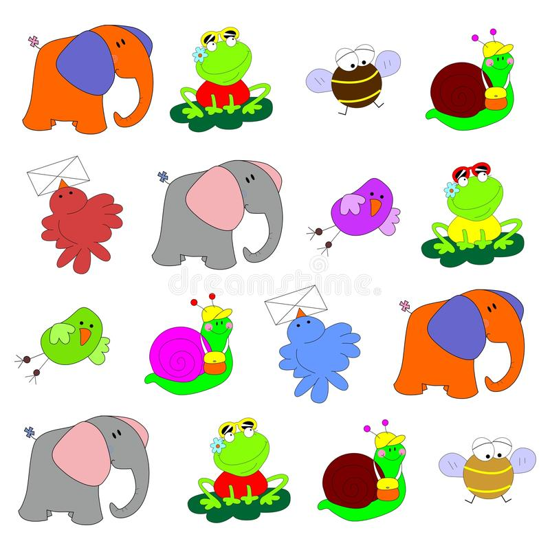 Download Animals stock image. Image of cheerful, cloth, children - 47767739
