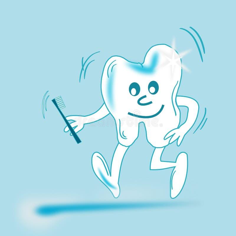 Download Animated teeth stock illustration. Illustration of canine - 11225973