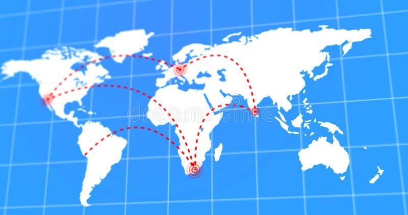 animated travel