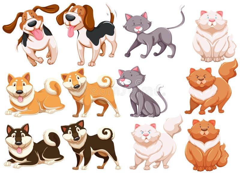 animaux illustration de vecteur