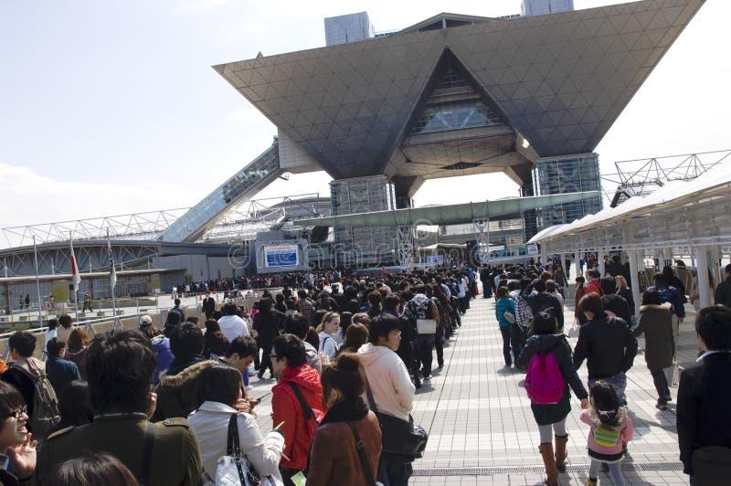 anime 2010 ganska internationella tokyo royaltyfria bilder