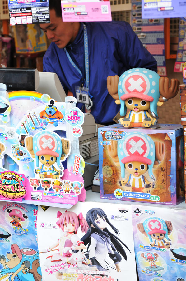 Download Anime vendors editorial photography. Image of work, anime - 23812002