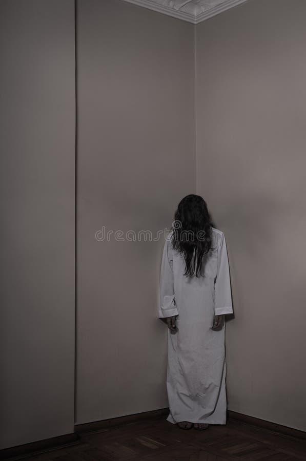 Anioł Śmiertelny horror zdjęcia stock