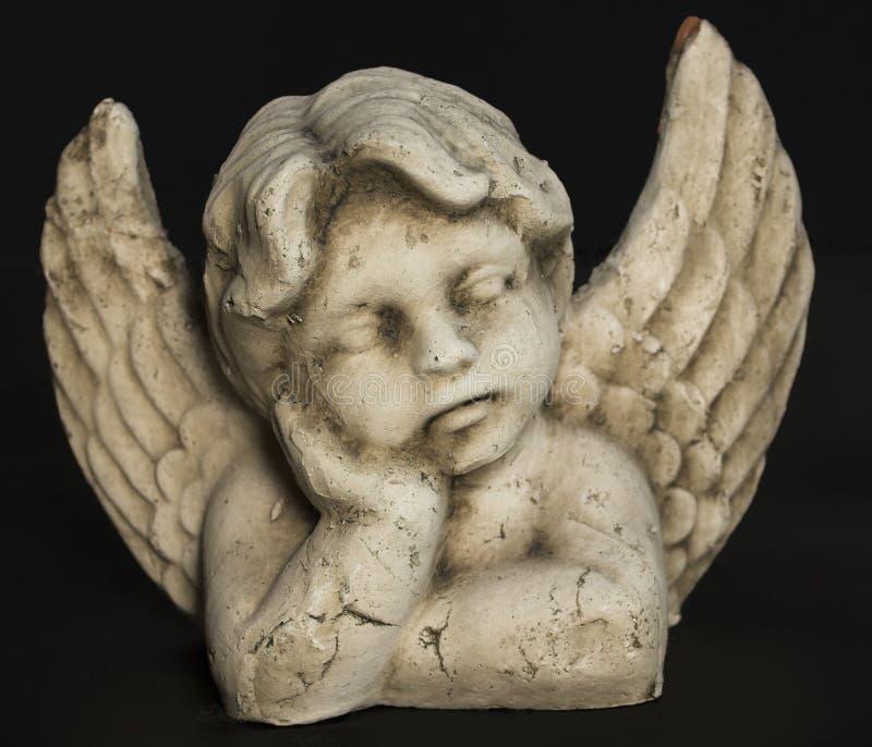 anioł śpi obrazy royalty free