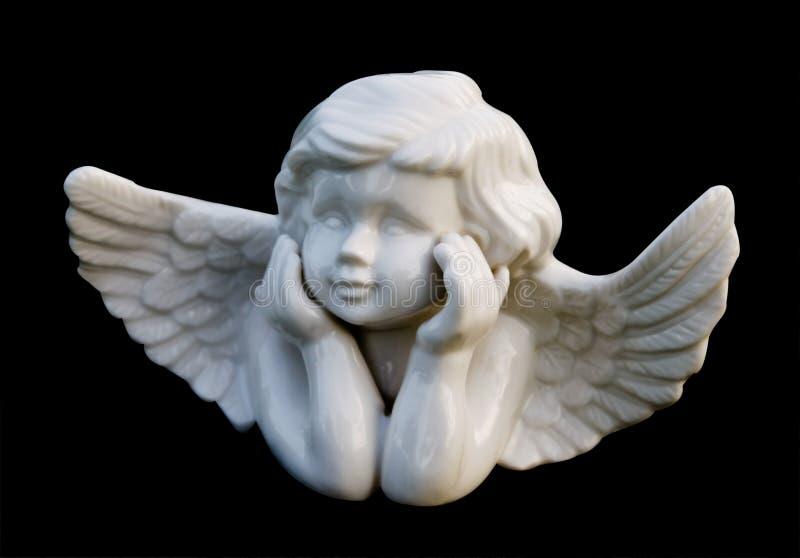 anioł aniołku obrazy stock