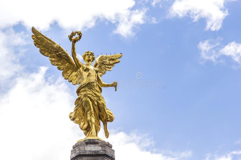 Anioł De Los angeles Independencia obraz royalty free