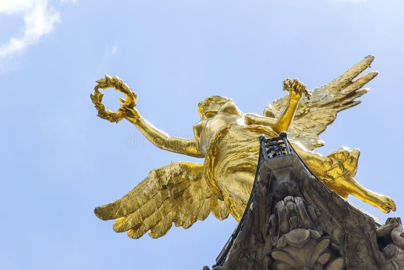 Anioł De Los angeles Independencia zdjęcie royalty free