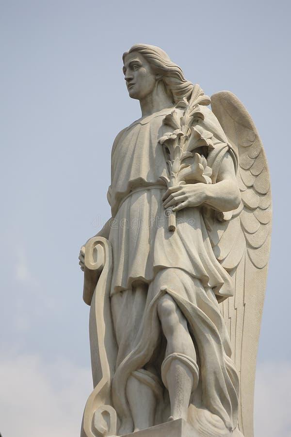 Anioł IV obrazy royalty free
