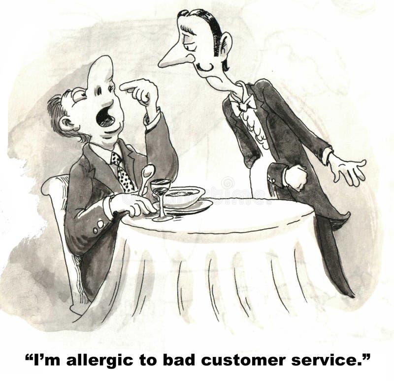anioł jako piękną bizneswoman chmur klienta przyjacielską pomoc miłości pomocne usług uśmiecha się bardzo ilustracja wektor