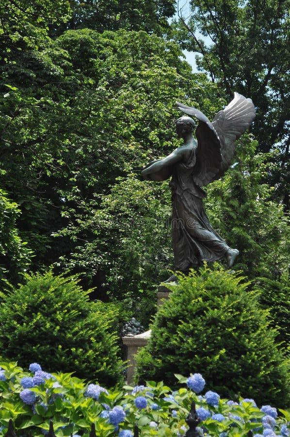 Anioł Park obrazy stock