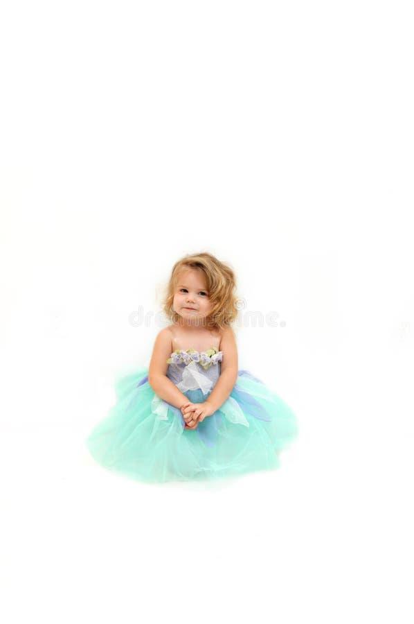 anioł spódniczka baletnicy obraz royalty free
