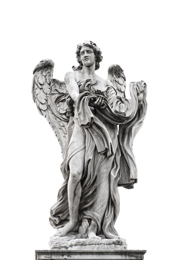 anioł statua zdjęcia royalty free
