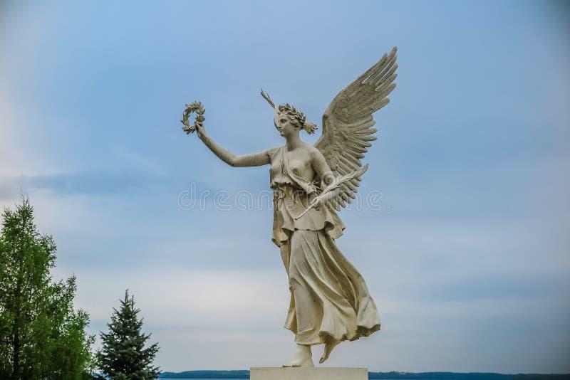 Anioł Sprawiedliwości Pałac Buckingham Londyn Uk Obraz Stock Obraz Złożonej Z Pałac Anioł 25955411