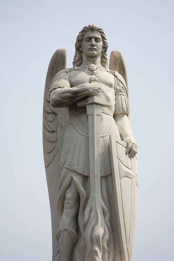 Anioł V zdjęcia stock