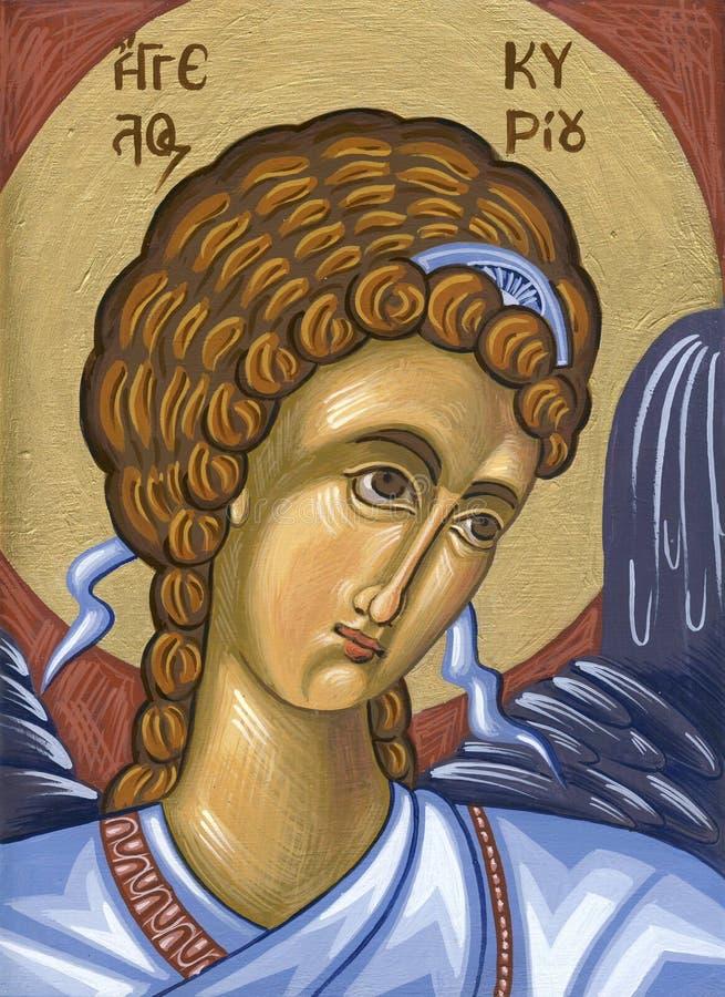 Anioł władyka ilustracji