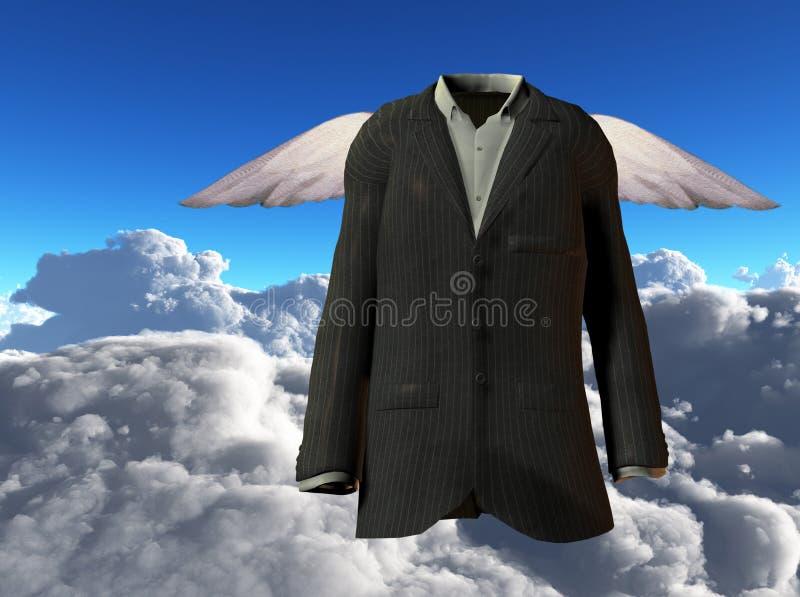 anioła biznes ilustracji