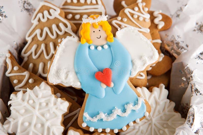 Anioła ciastko obrazy royalty free