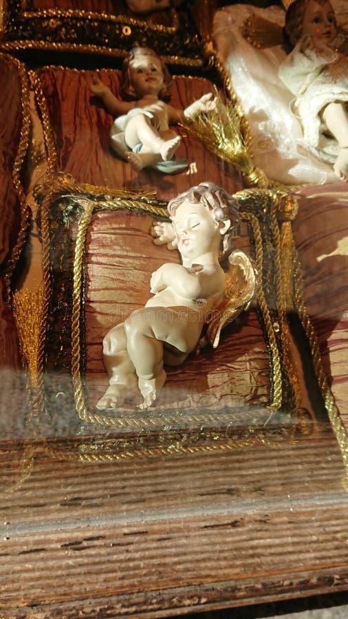 anioła dosypianie obraz royalty free