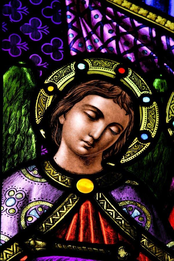 anioła dosypianie zdjęcie royalty free