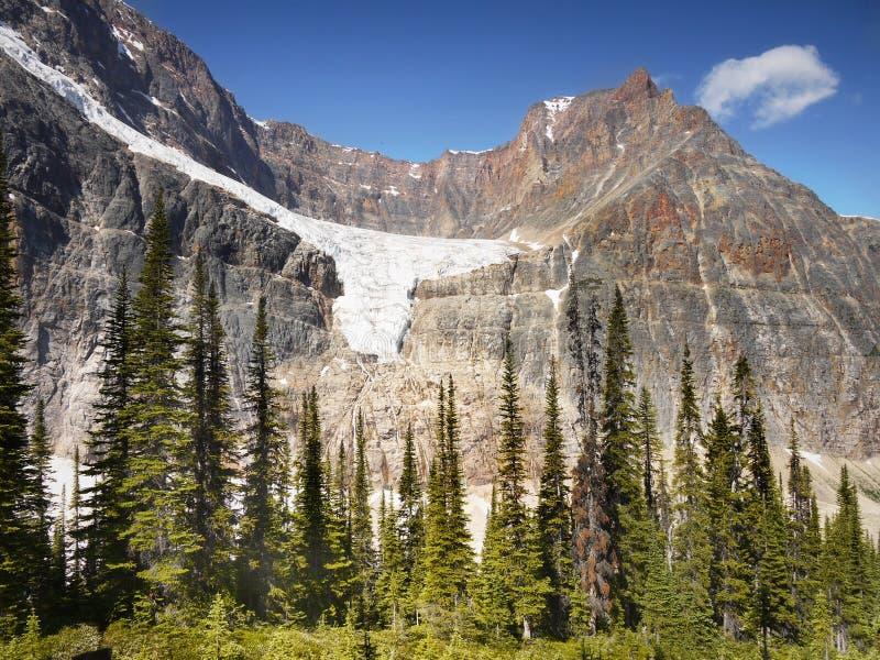 Anioła lodowiec, jaspis NP obraz stock