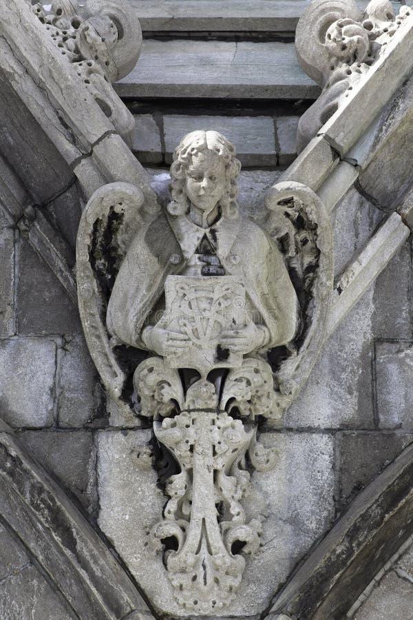 Anioła szczegół zdjęcie royalty free