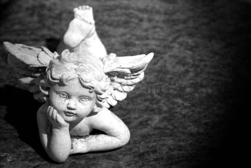 aniołeczek zdjęcie royalty free