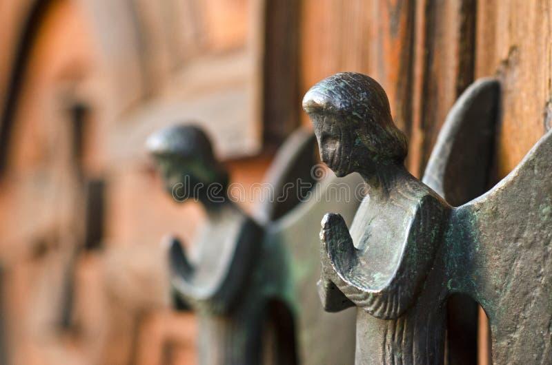 aniołowie obraz stock