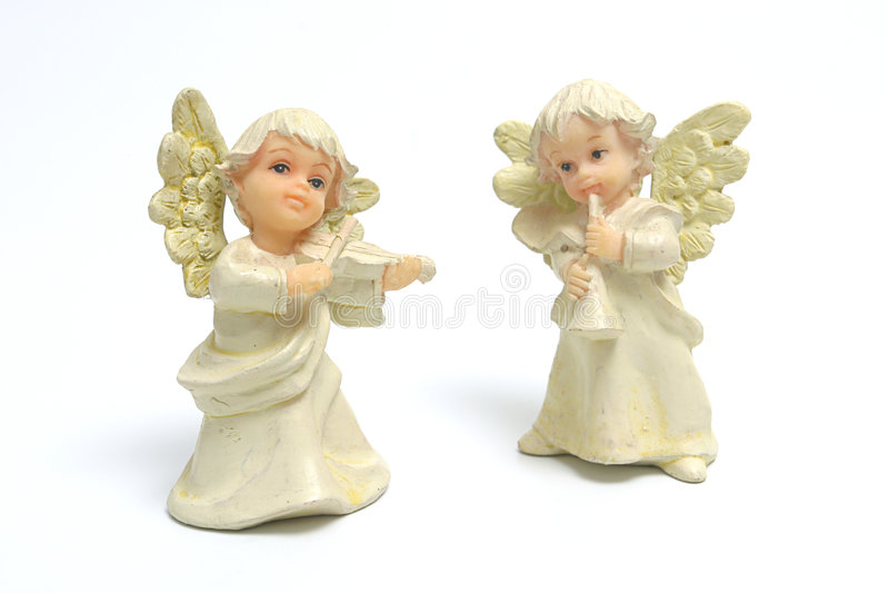 anioły obrazy stock