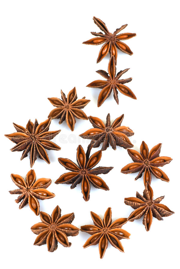 Download Anis De Estrela Chinês, Anis De Estrela, Anis De Estrela, Badiane, Badian, Badian Khatai, Bunga Lawang, Thakolam Imagem de Stock - Imagem de chinês, aromatic: 80101491
