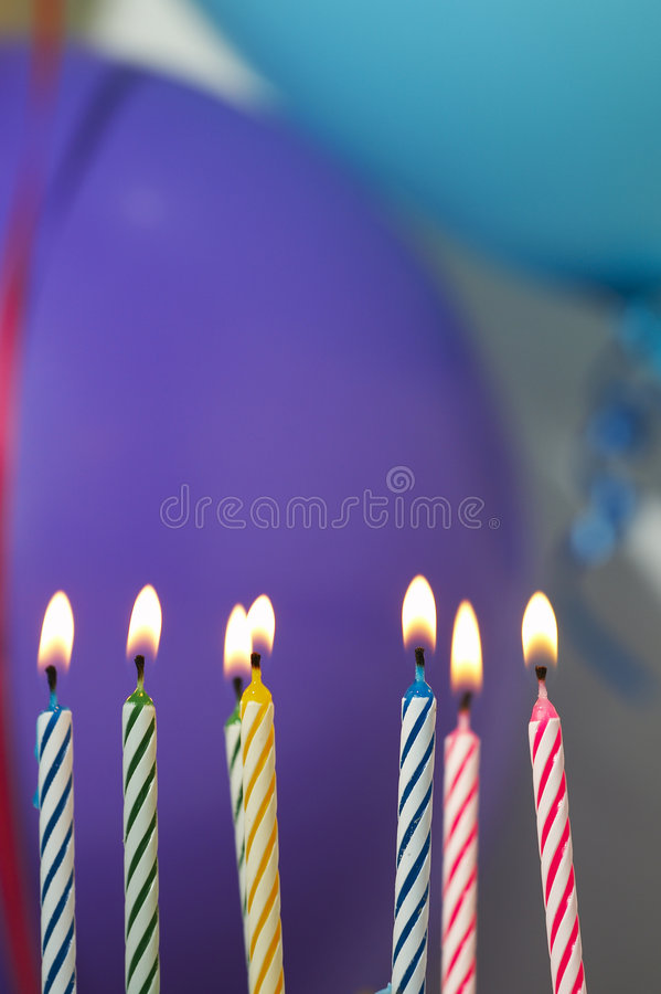 Aniversário imagem de stock