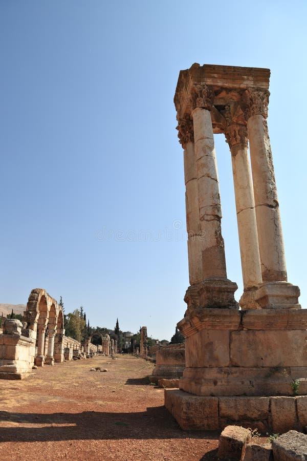Anjar, Lebanon royalty free stock images