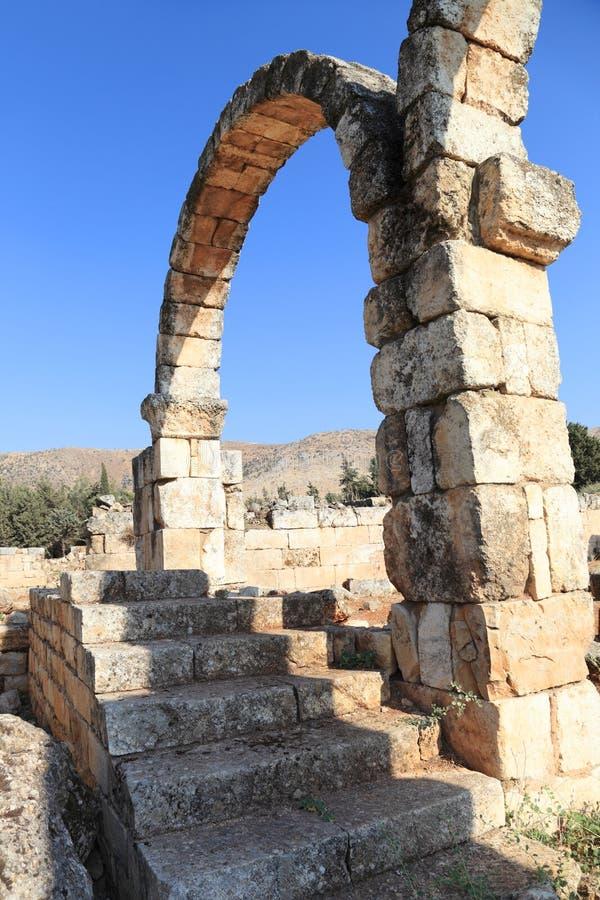 Anjar, Lebanon royalty free stock photos