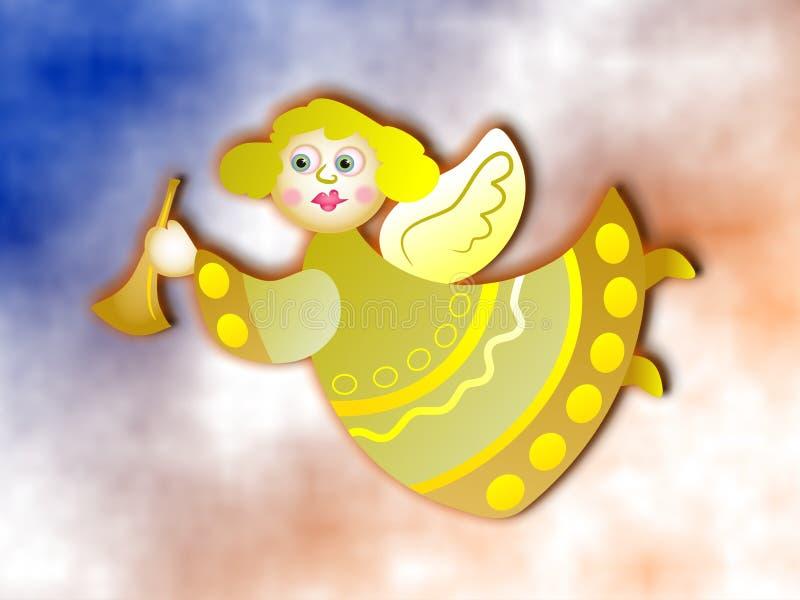 Download Anjo ilustração stock. Ilustração de seres, bible, ocasiões - 55862