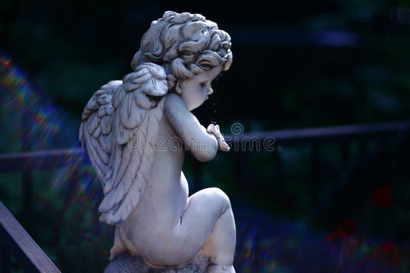 Anjo imagem de stock royalty free