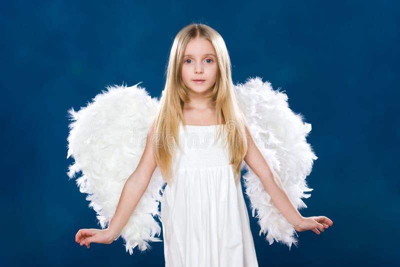Anjo bonito imagem de stock
