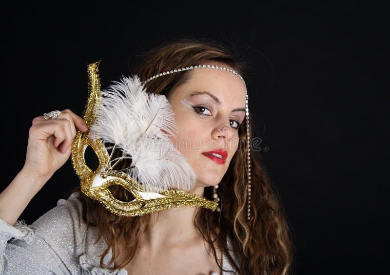 Anjo Branco 5 Imagem de Stock