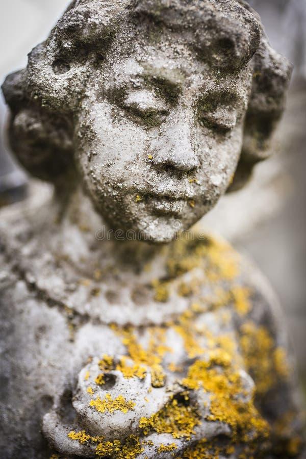 Anjo de Auchindour imagem de stock